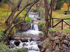 El Parque de la Viesca, en Torrelavega