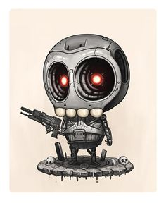 Mike Mitchell at SDCC.A selection of several... - SUPERSONIC ART