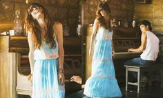 Give Chase: ThreadSence Summer 2013 Lookbook : ThreadSence, Women's Indie & Bohemian Clothing, Dresses, & Accessories