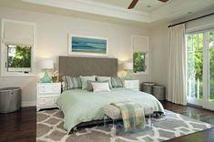 30 Exquisite interior spaces showcasing the color greige Oak Bedroom, Bedroom Wall Colors, Bedroom Decor, Bedroom Ideas, Bedroom Beach, Room Colors, Girls Bedroom, Bedroom Furniture, Master Bedroom