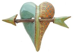 Romance in Barcelona: Laurie Pollpeter Eskenazi: Ceramic Wall Art - Artful Home