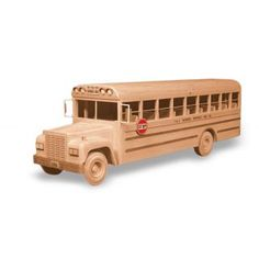 PATTERNS & KITS :: Miscellaneous :: 68 - The School Bus -