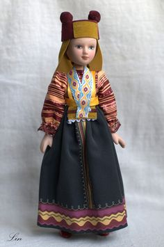 One of three Russian dolls in national costume SMOLENSK, SAINT-PETERSBURG AND THE  ARMENIAN PROVINCE eBay