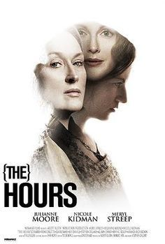 the hours movie  shadow poster
