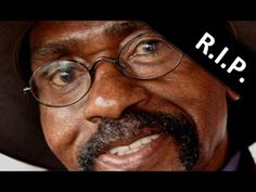 """Rubin Carter (6 May 1937 - 20 April 2014)  """"Pay Your Tribute"""""""