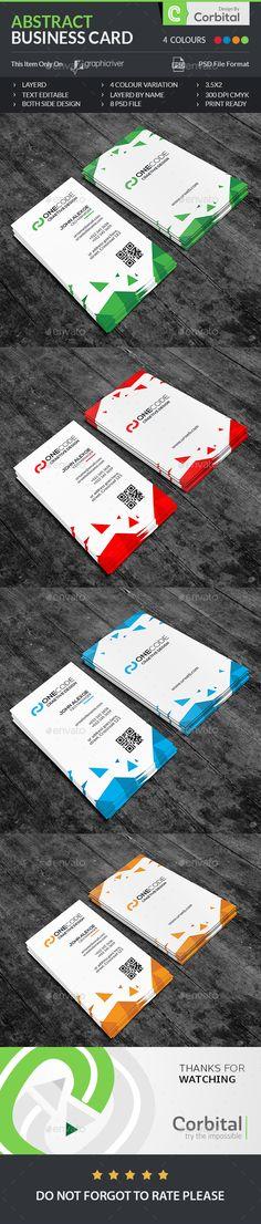 creative business card template psd design download http