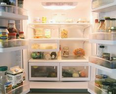 Home And Garden: The Easy Steps To Clean A Refrigerator
