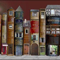 Książki tworzą dom