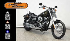 2015 HARLEY-DAVIDSON FXDWG in BLACK QUARTZ/FLAMES At Auckland Harley-Davidson,  New Zealand www.amps.co.nz