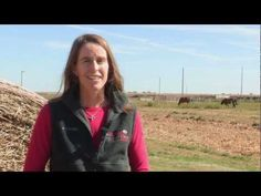 Anne Burkholder, Cozad, Neb., manages a feedyard with her family and raises the highest-quality beef in the world.