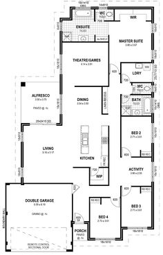 New Home Designs, Come & See 'The Oder' | B1 Homes