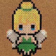 Tinker Bell - Disney Fairies perler beads by tsubasa.yamashita