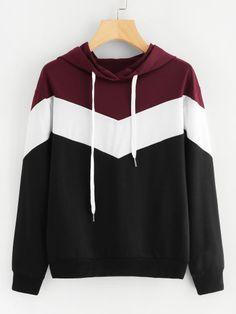 Damen Sweatshirts Online Verkauf Shop  SHEINISDE Outfit Ideen, Schöne  Kleidung, Anziehen, Kleider 33e36aac8c