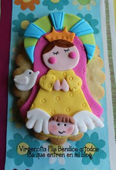 Canela at home: Cookies decorated