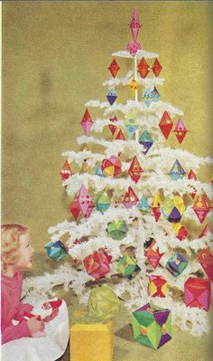 Image from the 1966 BHG Treasury of Christmas Crafts