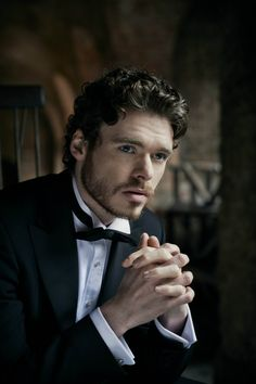 My unhealthy obsession with Richard Madden could be getting out of control...No shame though !