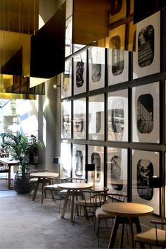Get started on liberating your interior design at Decoraid in your city! NY | SF | CHI | DC | BOS | LDN www.decoraid.com #restaurantdesign