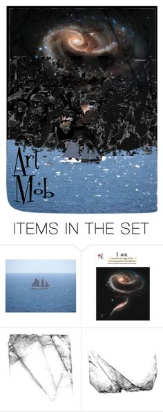 """""""Art Mob"""" by thejetty ❤ liked on Polyvore featuring art"""