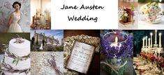 Jane Austen Wedding Theme