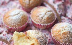 Kuohkeat vaniljamuffinssit nopeasti - Piparkakkutalon Akka Pesto, Baking Recipes, Food To Make, Muffins, Flora, Pie, Cupcakes, Snacks, Cookies