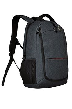 This solar backpack charges your electronics! Perfect for Work, School, Travel, Hiking, & Biking: Computers & Accessories Solar Charger, Special Deals, Laptop Bag, Computer Accessories, Solar Power, Biking, Backpacks, School, Computers