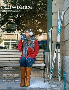 Lawrence Magazine, November 2012/February 2013,