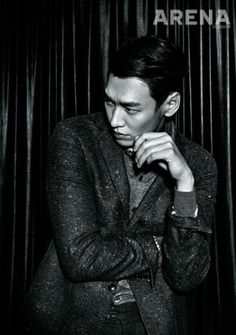 2014.01, ARENA HOMME PLUS, Kim Young Kwang