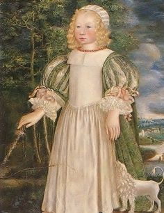Lady Anne Palmer daughter of Charles II and Barbara Villiers Uk History, British History, Catherine Of Braganza, Art Through The Ages, Bonnie Prince, Fashion Painting, King Charles, Little Dogs, Rey