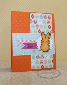 Shabby Chic Crafting: Easter Cards