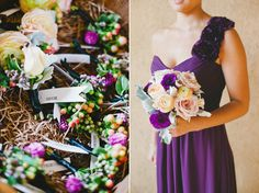 Tuscany Wedding in California via Grey Likes Weddings