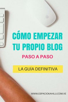 como empezar un blog | como empezar un negocio online | como vender con un blog | emprender con un blog| marketing digital | emprender online | instagram | facebook | trafico web