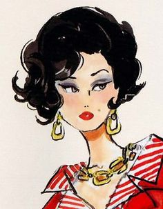 Vintage Barbie by Robert Best as part of a series for Barbies 50th Anniversary.