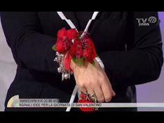 Realizziamo un bracciale con i fiori per San Valentino