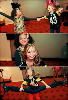 dance moms nia and maddie