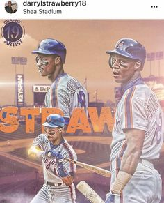 Ny Mets, New York Mets, Darryl Strawberry, Shea Stadium, Sports Posters, Baseball Cards, Dreams, Photos, Pictures