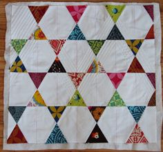 This post is part of the Jaybird Quilts Sew Along. For schedule of guest post pattern reviews, prizes, and contest rules, click here. Today's guest post is from Michelle of City House Studio. Michelle has some amazing modern style, and showcases it on her blog with her quilts and patchwork projects! Thanks so much, Sara, …