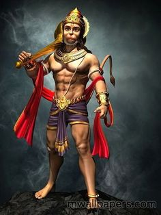 Hanuman HD Photos & Wallpapers (1080p) - #4273 #hanuman #anjaneya #anjaneyar #god #hindugod