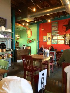 Winston Salem Downtown Restaurant Guide