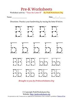 Letters  Numbers Tracing Worksheet  Printable Worksheets