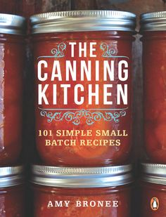The Canning Kitchen By Amy Bronee. Book Design Part 40