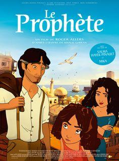 « Le prophète » de Khalil Gibran porté au cinéma