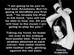 Fifty 50 shades of grey excerpt   Fifty Shades Addicted I JUST REREAD THIS PART!!!!
