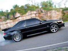 Modified Mustangs