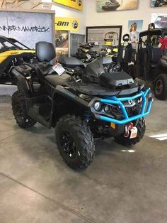 New 2016 Can-Am Outlander™ MAX XT™ 850 ATVs For Sale in Nevada. Expand your off-road capabilities with added features – and added value. Get equipped with Tri-Mode Dynamic Power Steering (DPS), a 3,000-lb winch, and heavy-duty front and rear bumpers.