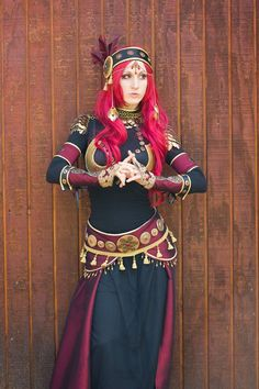 My costume for Texas Renaissance festival 2015 Everything made by me…