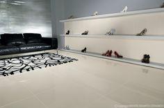 www.mirage.it | Black & White Collection | #Architecture #Design #Ceramics #Tiles #Ecology #White #Shop #Floor #Modern