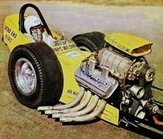 🚦Old school cheater slicks and direct drive Funny Car Drag Racing, Funny Cars, Top Fuel Dragster, Nhra Drag Racing, Old Race Cars, Race Engines, Vintage Race Car, Drag Cars, Car Humor