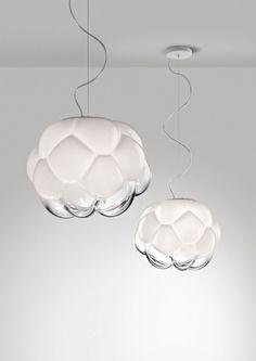 Cloudy by Mathieu Lehanneur for Fabbian - Journal of Design