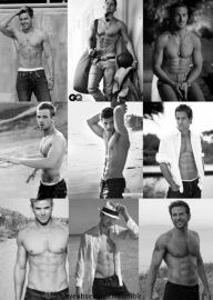 Because there is no reason not to repin 9 Sexiest Men Shirtless...