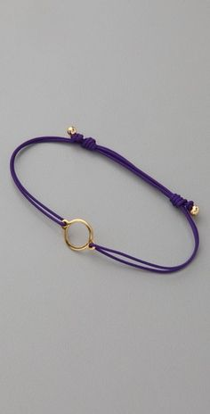Shashi Luna Bracelet.  I want all the colors available!